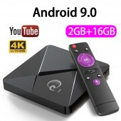Akıllı Android 9.0 Tv Kutusu Q1 Mini Rockchip...