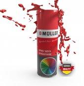 Müller Ral 3002 Karmen Kırmızı Sprey Boya 400 Ml