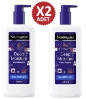 Neutrogena Deep Moisture Vücut Losyonu (Kuru...