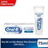 Oral B Professional Diş Eti Ve Diş Minesi Pro...