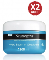 Neutrogena Hydro Boost Kavanoz Krem 2 X 200 Ml
