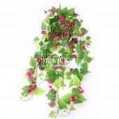 Yapay Delüx Sarkan Petunya Çiçeği 112 Cm Fuşya...