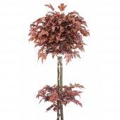 Yapay Ağaç Sonbahar Hazan Ağacı Bakır 180cm-4