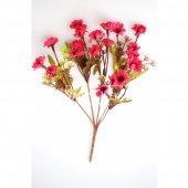 Yapay 20li Papatya Çiçeği Demeti Pembe