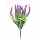 Yapay Çiçek (Mor Cipsolu Arjantin Demeti)