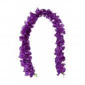 Yapay Çiçek (Çiçekli Sarmaşık 110 Cm Mor)