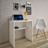 Kenzlife Bilgisayar Çalışma Masası Merkür Byz Ofis Sekreter Laptop