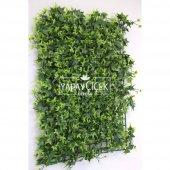 Yapay Çınar Model Duvar Bitki Kaplaması 40x60 cm Yeşil-2
