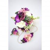 Gelin Çiçeği Monarosa 3lü Set