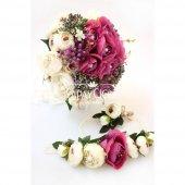 Gelin Çiçeği Rosemare 3lü Set