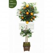 Yapay Ağaç Valensiya Portakal Ağacı 180 Cm