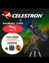 Celestron 31042 Astromaster 114eq Teleskop...
