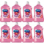 Saloon Sıvı Sabun Işıltılı Çiçekler 4lt 8li