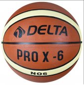 Delta Prox6 Kauçuk 6 No Basketbol Topu