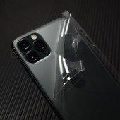 Huawei Y6 2018 Ekran Koruyucu Cam Arka Kaplama 360 Full Body-6