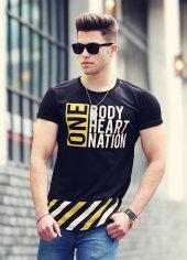 Madmext 3082 Baskılı Tişört