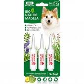 Bio Petactive Bio Nature 10 20 Kg Magela Dog (3x 3 Ml)