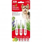 Biopetactive Bio Nature Magela Dog Ense Damlası 1 10 Kg 1,5 Ml