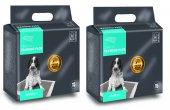 Köpek Çiş Pedi Carbon 15 Adet 60x60cm X 2 Adet