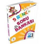 5 Renk 2. Sınıf Tüm Dersler Soru Bankası