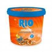 Rio Premıum Meyveli Paraket Papağan Kuş Yemi