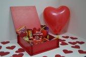Kişiye Özel Sevgililer Günü Çikolata Kutusu
