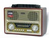 Kemai Md 1800bt Nostalji Görünümlü Bluetoothlu...