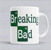Breaking Bad Yeşil Yazılı Kupa Bardak Porselen