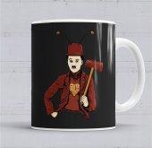Chaplin Kupa Bardak Porselen