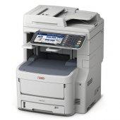 Oki Mc760dnfax Yazıcı Tarayıcı Fotokopi Fax...