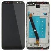 Huawei Mate 10 Lite Lcd Ekran Dokunmatik Cam Çıtalı Çerçeveli Rne L01