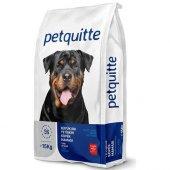 Petquitte Yetişkin Köpek Maması Büyük Irk 15 Kg