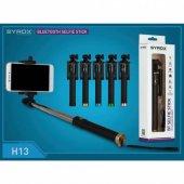 Syrox Bluetooth Selfie Çubuğu Syx H13