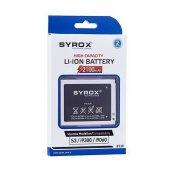 Syrox Samsung S3 (I9300) Batarya 2100 Mah B130