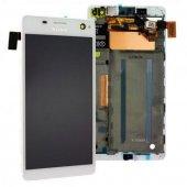 Sony Xperia C4 Lcd Ekran Dokunmatik Çıtalı Full Ekran