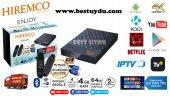 Hiremco Enjoy 4k Uhd Android Tv Box V.9.0 4gb Ram 64 Gb Hafıza