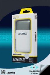 Auris Powerbank Taşınabilir Şarj Cihazı Akü (Harici Güç) 10000mAh-2