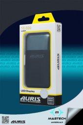 Auris Powerbank Taşınabilir Şarj Cihazı Akü (Harici Güç) 10000mAh-3