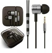 Silikonlu Kulaklık Kulak İçi Kulaklık Samsung İphone Uyumlu