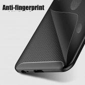 Samsung Galaxy J4 Kılıf Karbon Tasarım Silikon Kılıf Zore-7