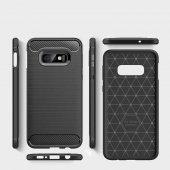 Samsung Galaxy S10E Kılıf Room Darbe Emici Silikon Kılıf Zore