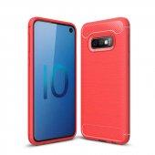 Samsung Galaxy S10E Kılıf Room Darbe Emici Silikon Kılıf Zore-4