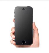 JOYROOM iPhone 7 Plus Anti-Parmak İzi Mat Nano Esnek Koruyucu-3
