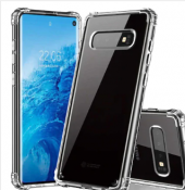 Samsung Galaxy M20 Şeffaf Kılıf Nitro Shock Silikon Arka Kap