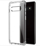 Samsung Galaxy M20 Şeffaf Kılıf Nitro Shock Silikon Arka Kap-2