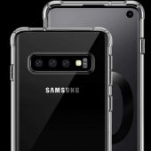 Samsung Galaxy M20 Şeffaf Kılıf Nitro Shock Silikon Arka Kap-3