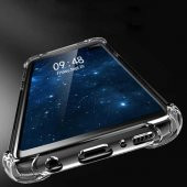 Samsung Galaxy M20 Şeffaf Kılıf Nitro Shock Silikon Arka Kap-4