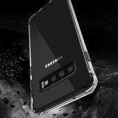 Samsung Galaxy M20 Şeffaf Kılıf Nitro Shock Silikon Arka Kap-5