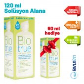 Biotrue 120 ml + 60 ml Lens Solüsyonu