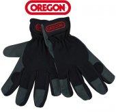Oregon 539171m Deri Kumaş Eldiven M Beden